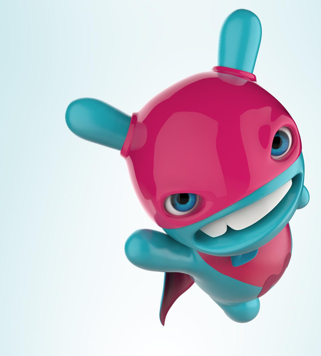 muggo maskot 1