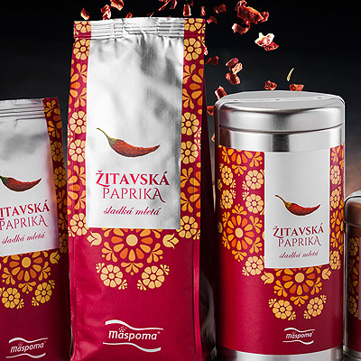 Paprika Zitava Product Design