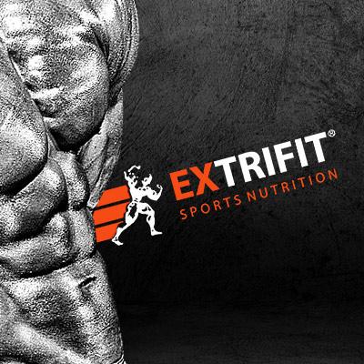 Extrifit Logo Design, Rebranding, Webdesign