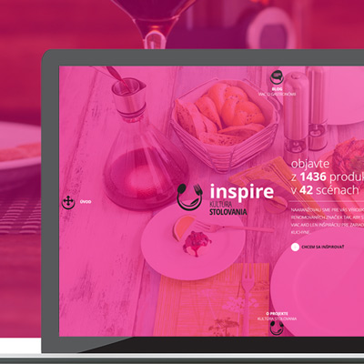 Interactive Gallery Integrated with eshop and blog, Webdesign, CMS, logo design and branding