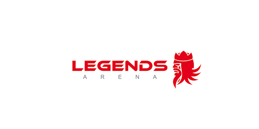 logo legends arena