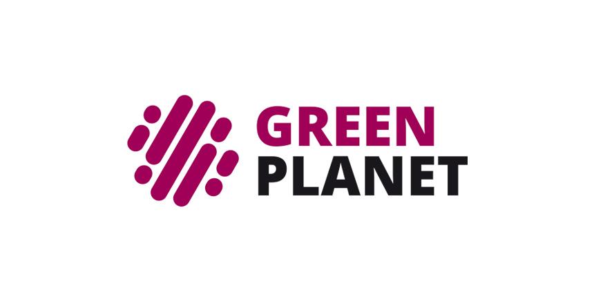 logo green planet