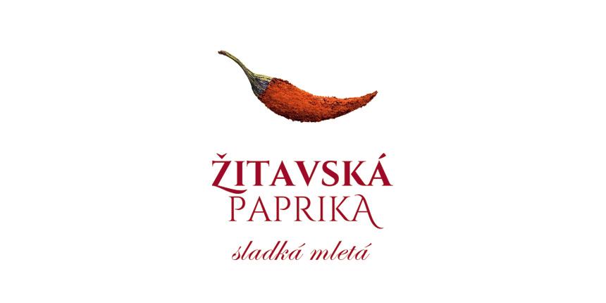 logo žitavská paprika