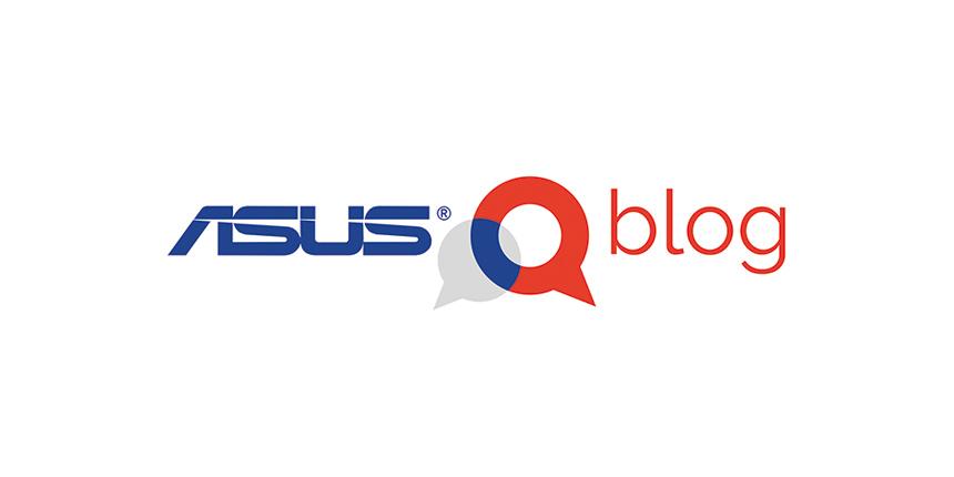 Logo ASUS blog