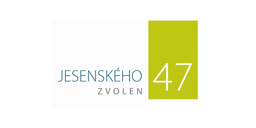 logo Jesenského 47 Zvolen