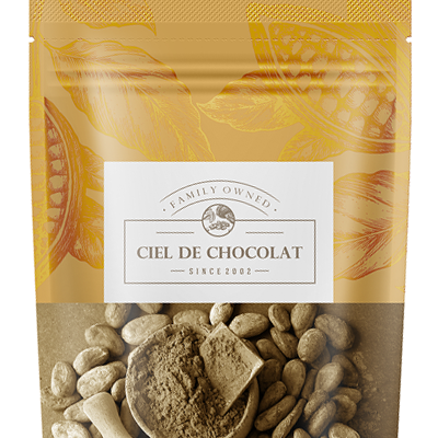 Designing for Ciel De Chocolat was a chocolate heaven