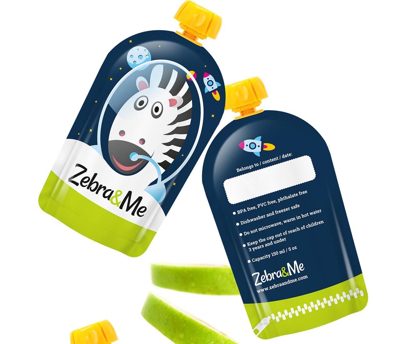 design pouch brand MAISON D'IDÉE