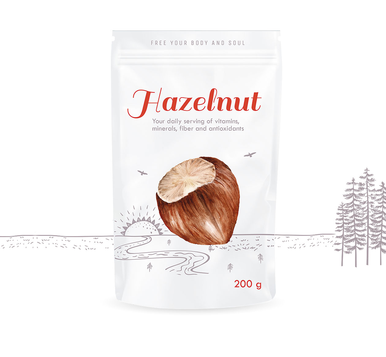 packaging Nutz MAISON D'IDÉE