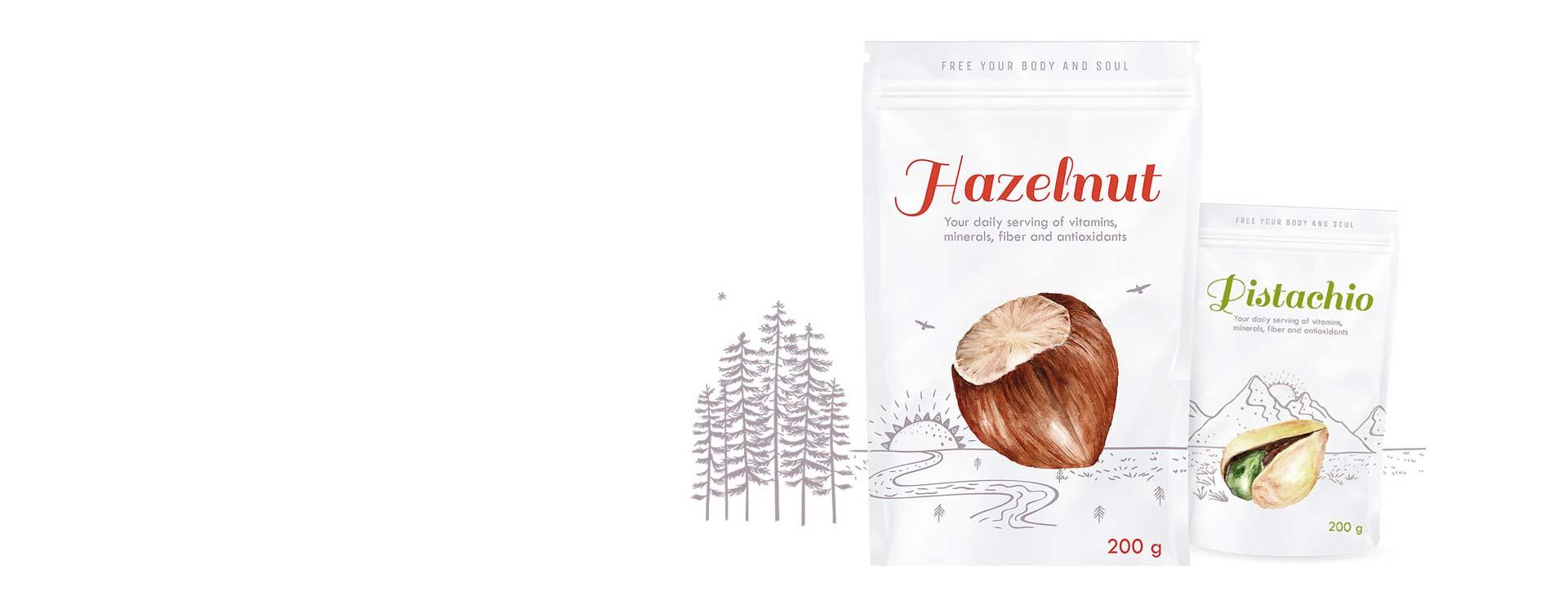 packaging Nutz MAISON D'IDÉE