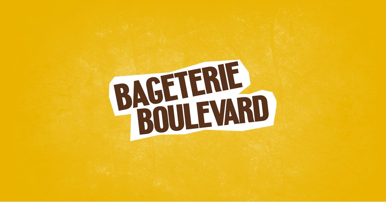 video Bageterie Boulevard branding MAISON D'IDÉE