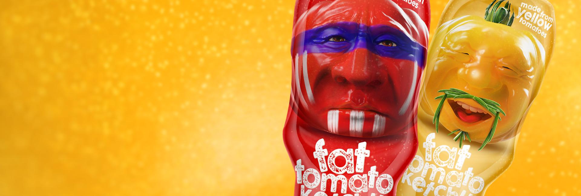 Pohrali sme sa s paradajkami a nový obalový dizajn kečupov je na svete