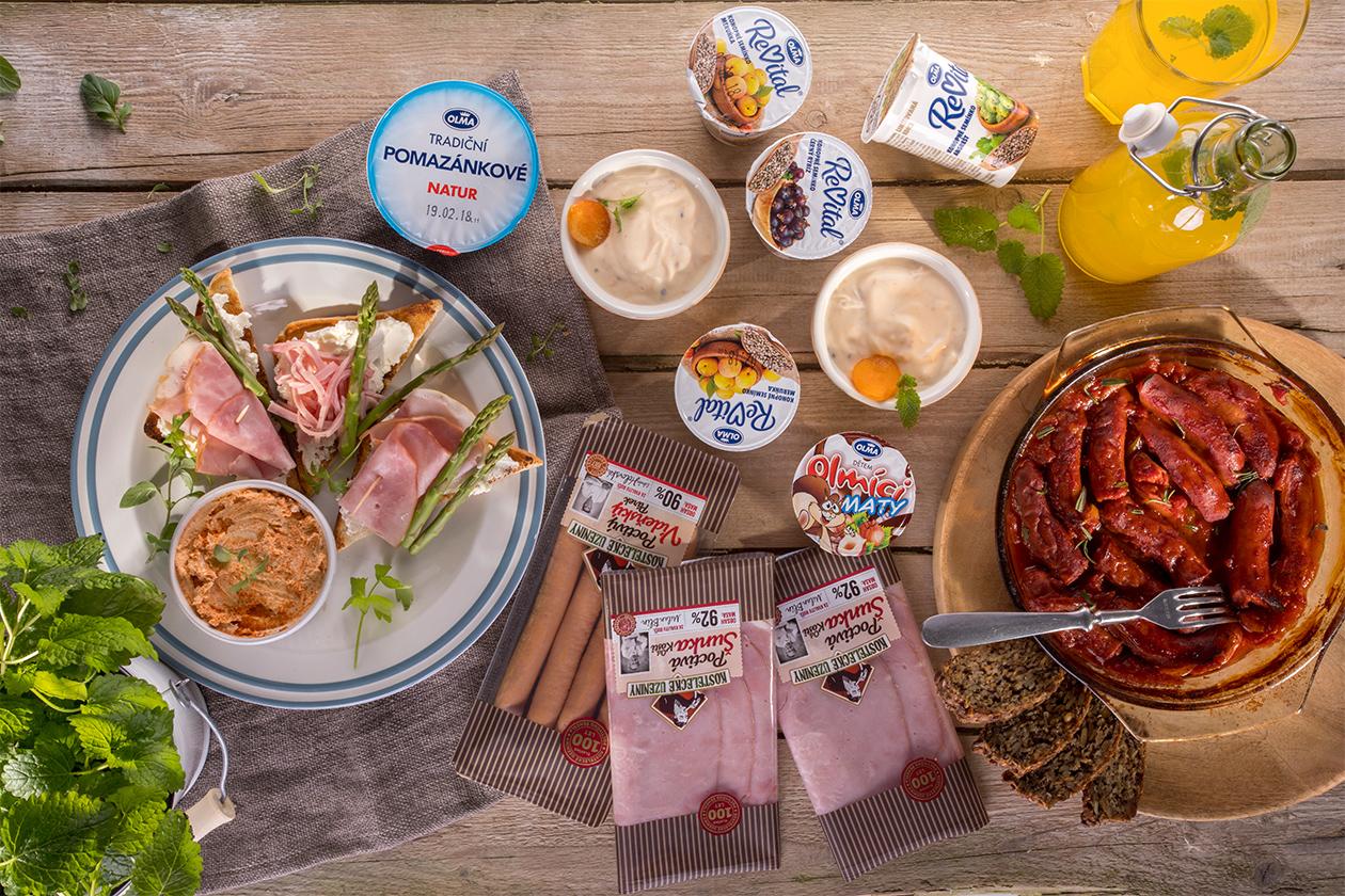 foodstyling fotografia Kaufland produkcia