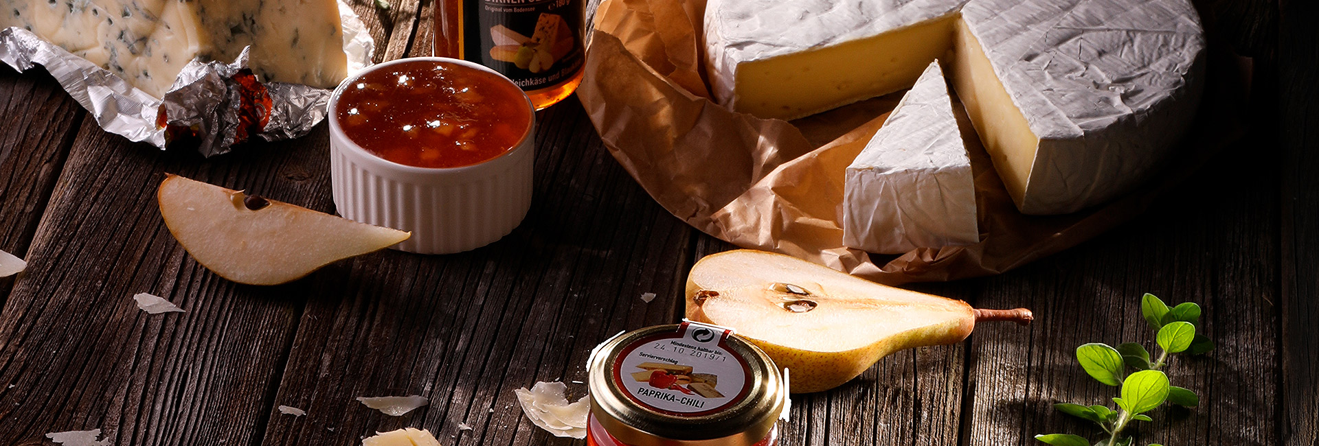 We took shots of, stylized and,of course,constantly took bites of cheeses with tasty sauces for Kaufland