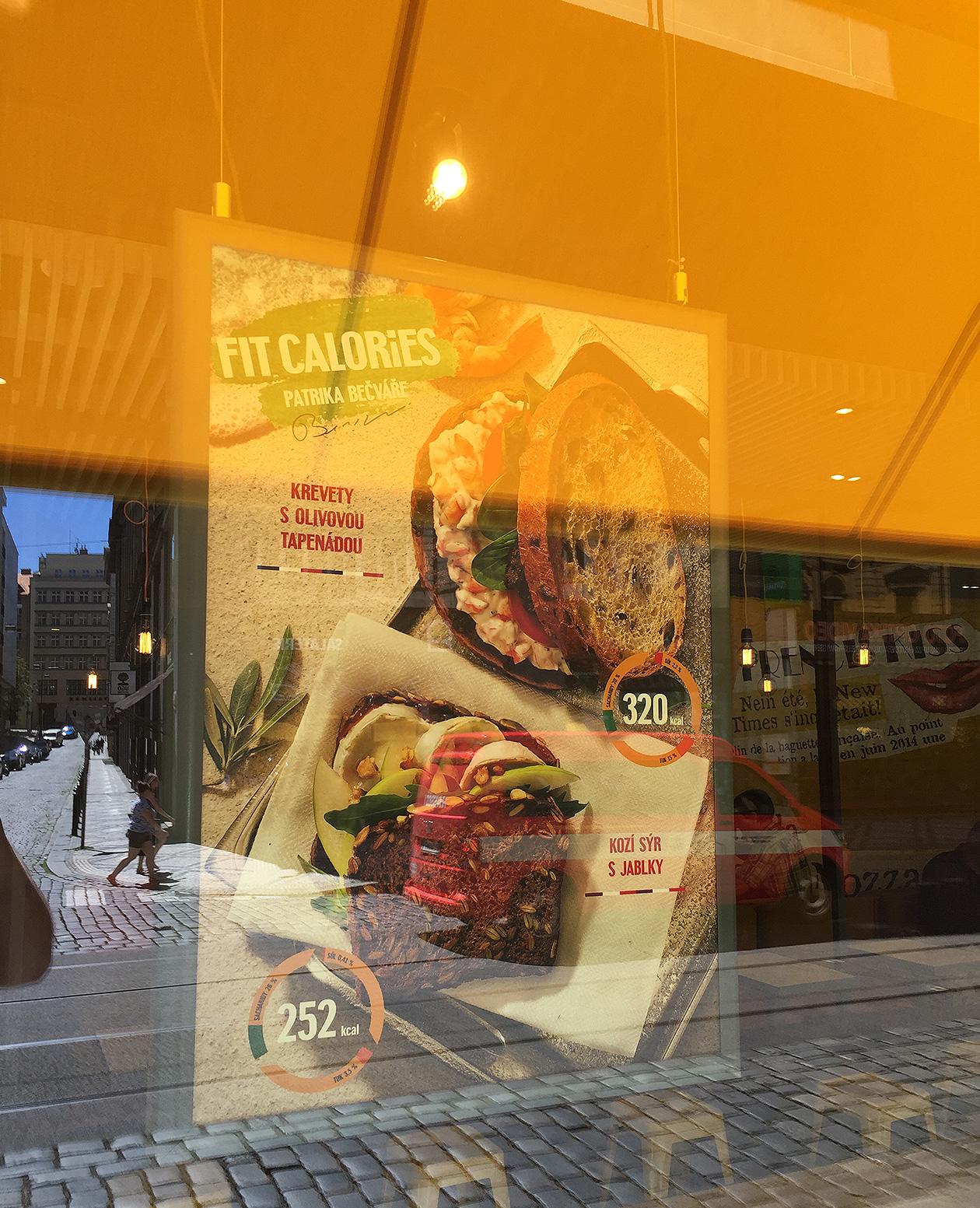 bageterie boulevard saint-tropez foodstyling