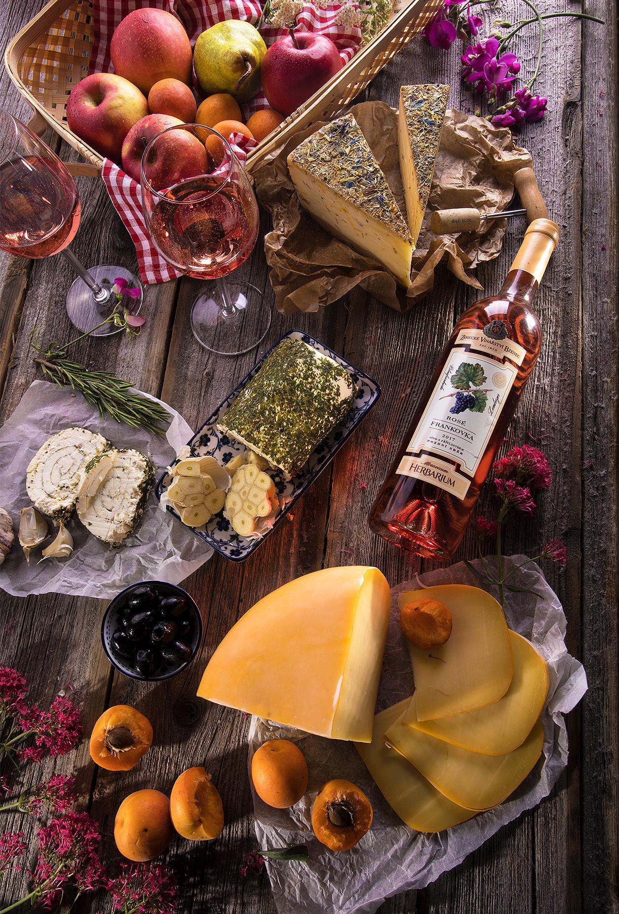 kaufland foodstyling syr foto maison