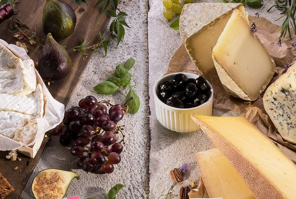 kaufland foodstyling syr intro