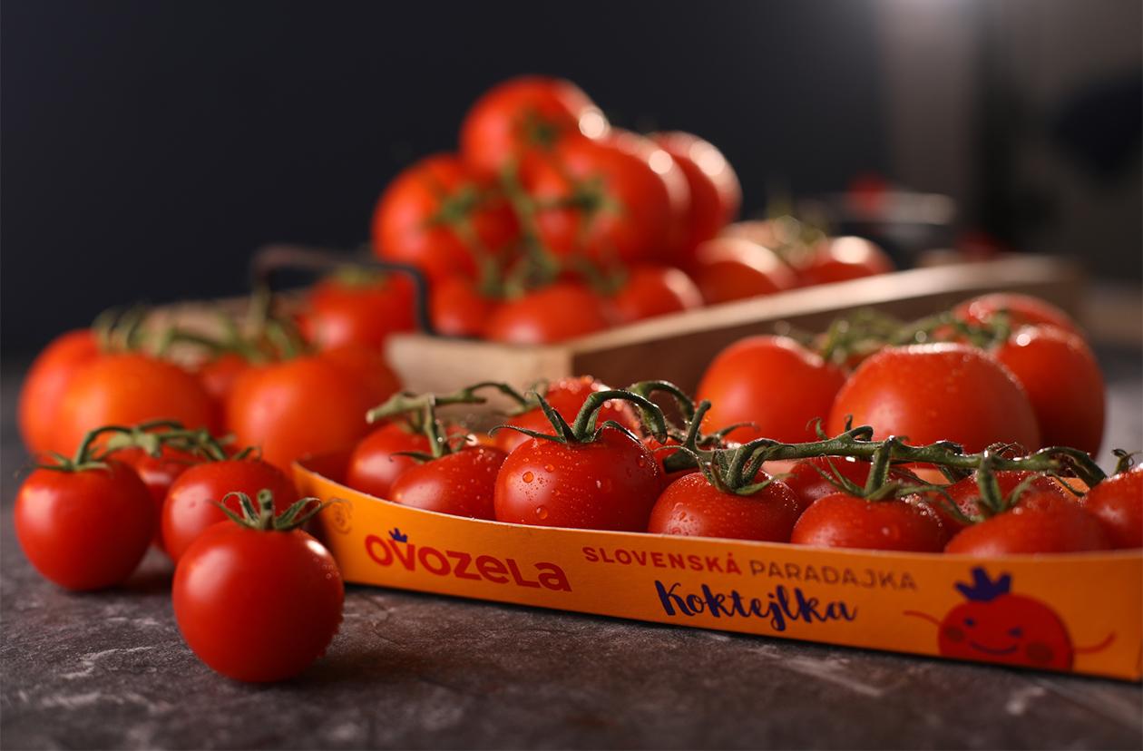 ovozela paradajky 1