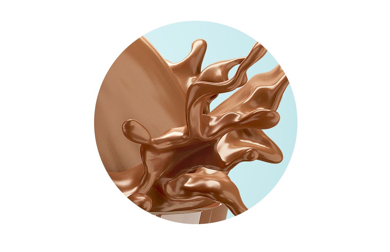 3dgraphics cgi protein shake