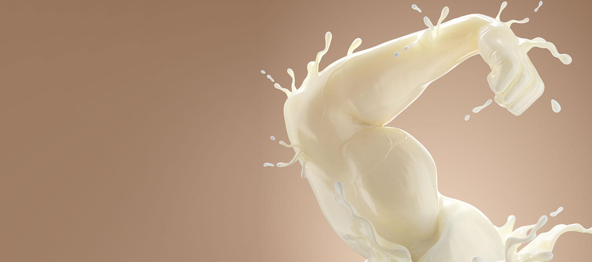 Další ze série kreativních 3D vizuálů pro produktovou kampaň