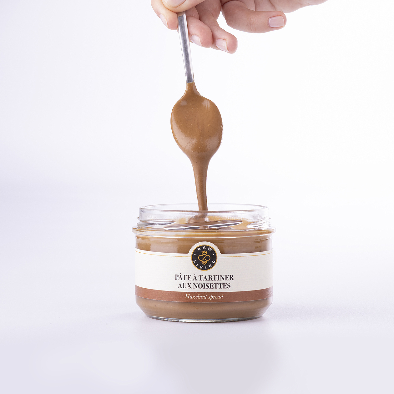 packaging raw living