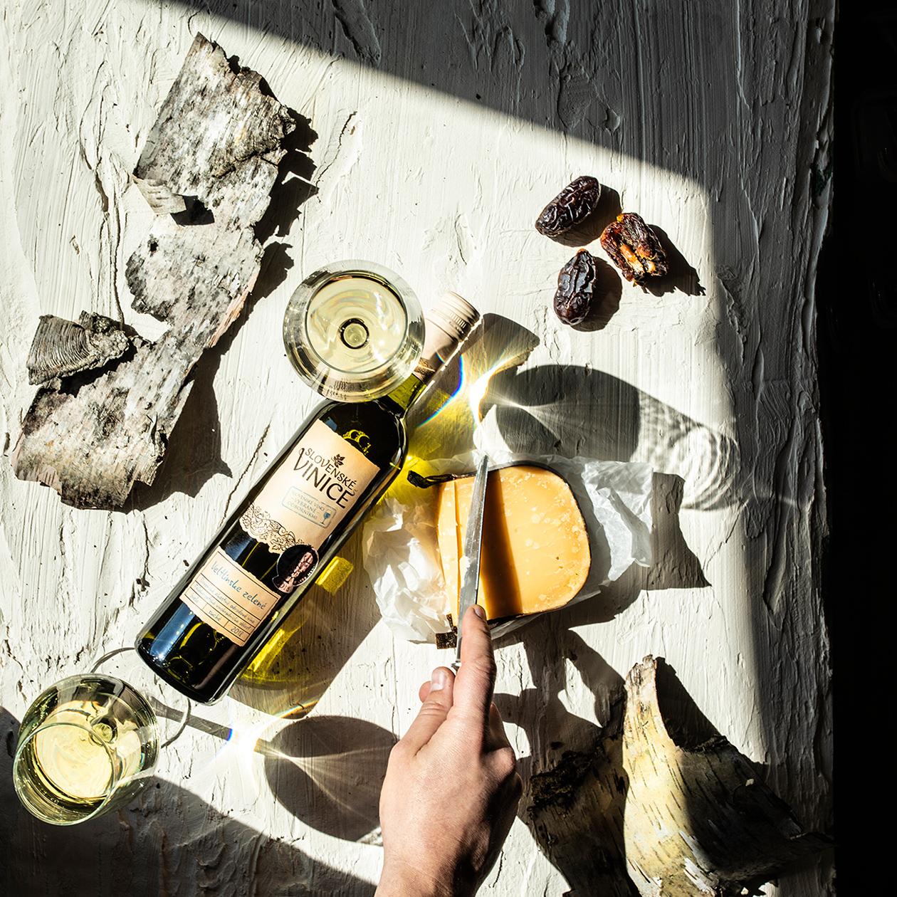 photography foodstyling wine slovenske vinice