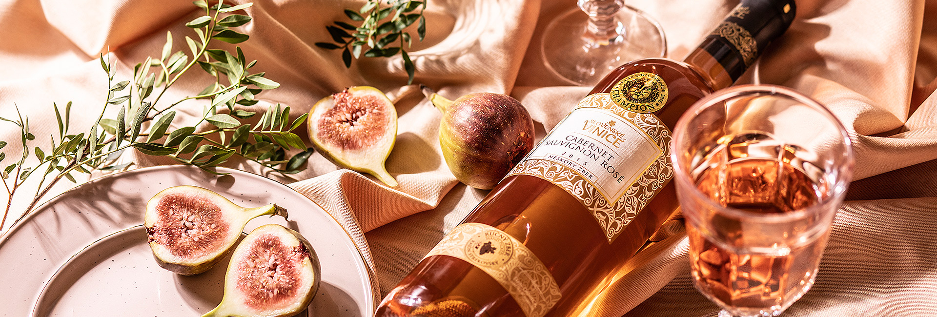 photography foodstyling wine slovenske vinice intro