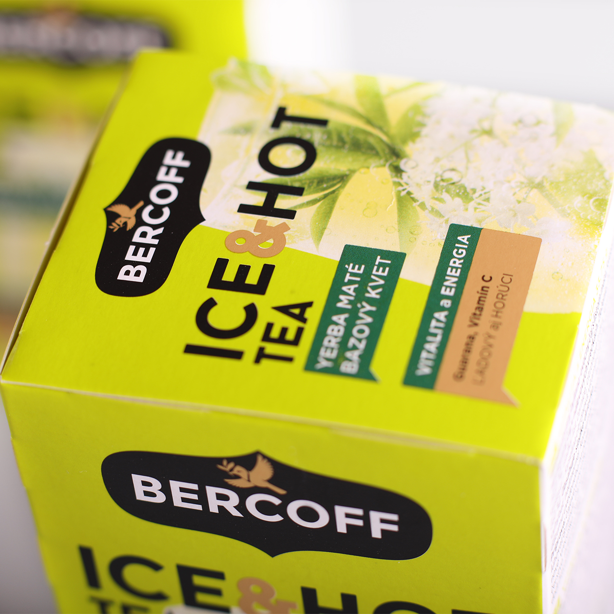 bercoff ice hot tea