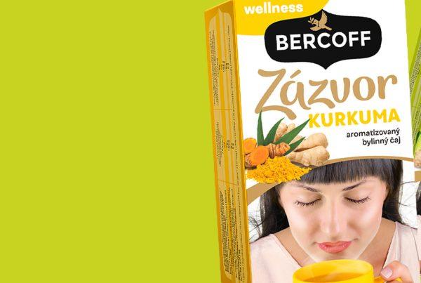 bercoff zazvor packaging
