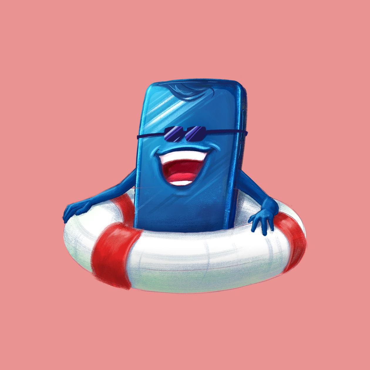 mobil packaging