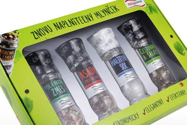 packaging maspoma spices mlyncek mill intro
