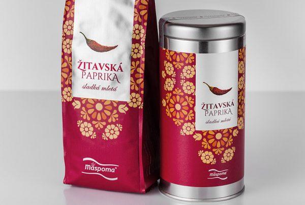 packaging maspoma zitavska paprika intro