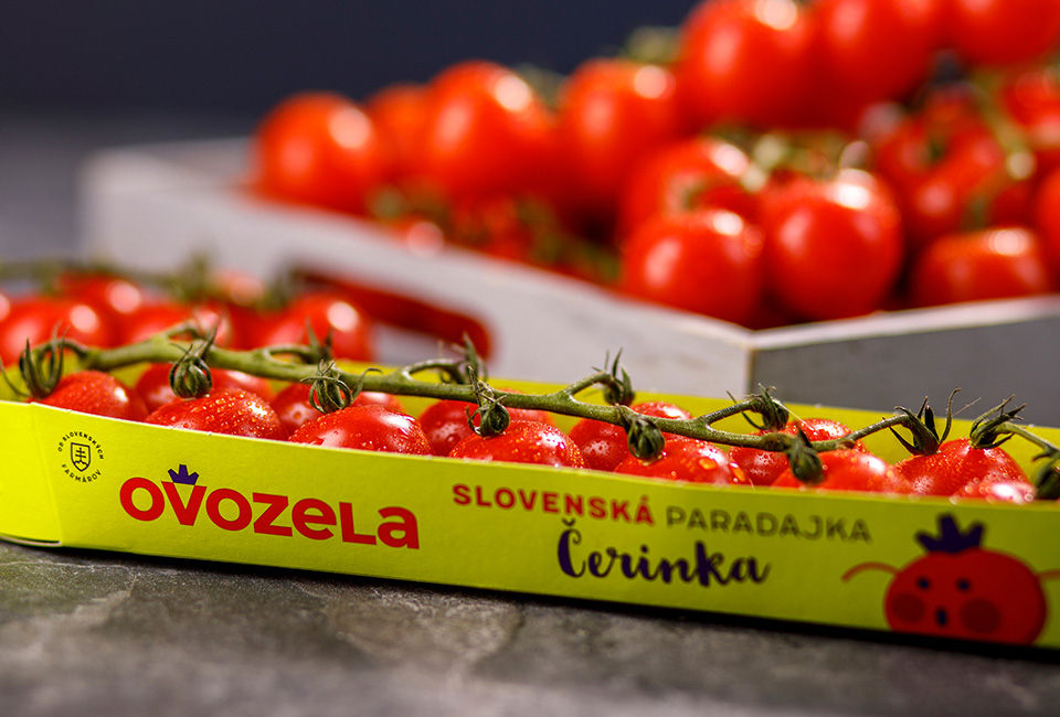 packaging ovozela koktejlka intro