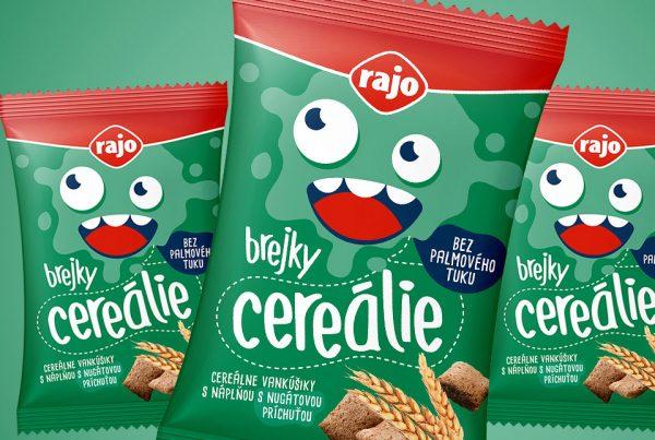 packaging rajo brejky cereal intro