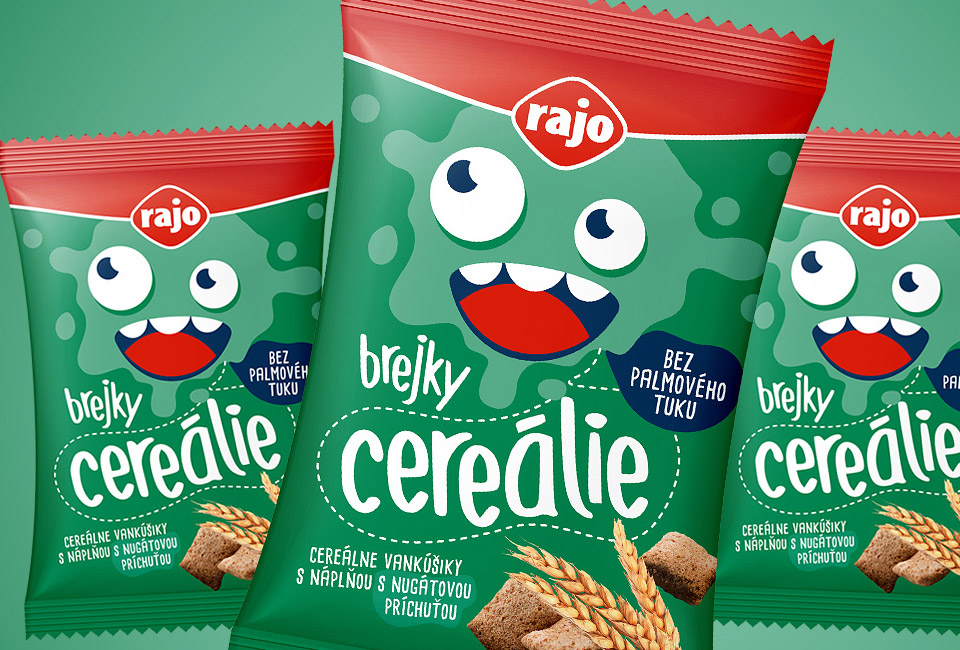 packaging rajo brejky cereal intro