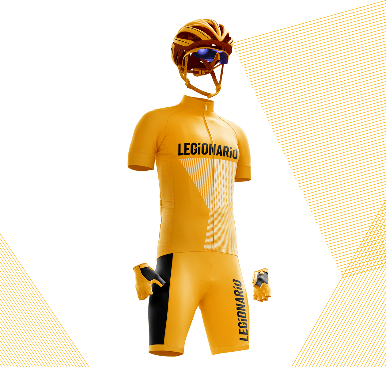 legionario packaging
