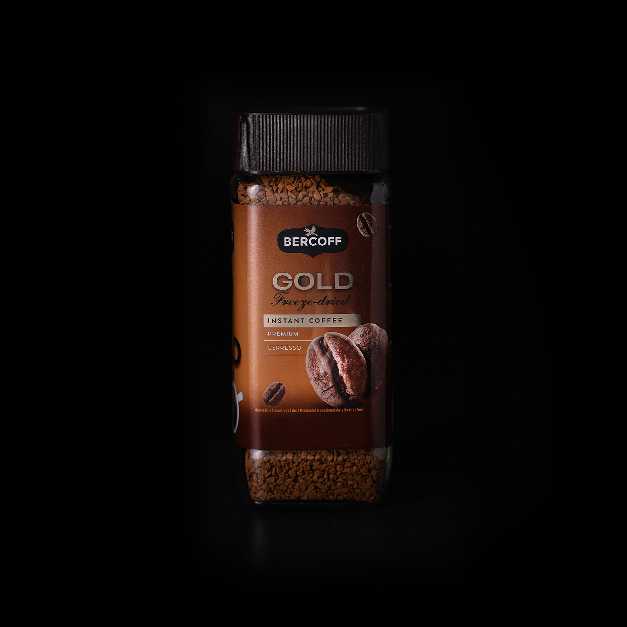 packaging-bercoff instant coffee gold 03