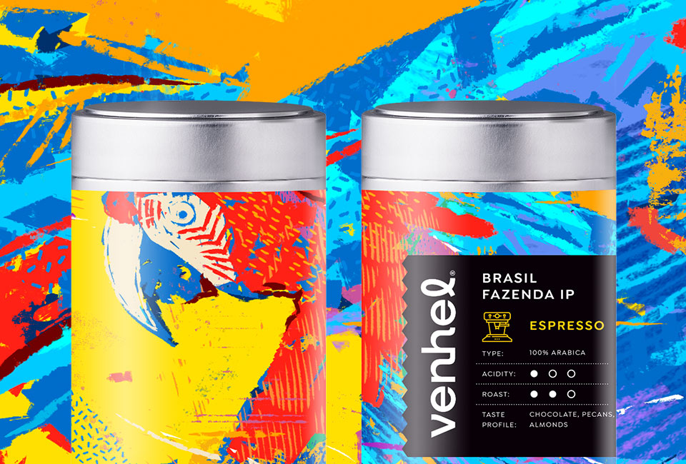 packaging- enhel coffee can intro