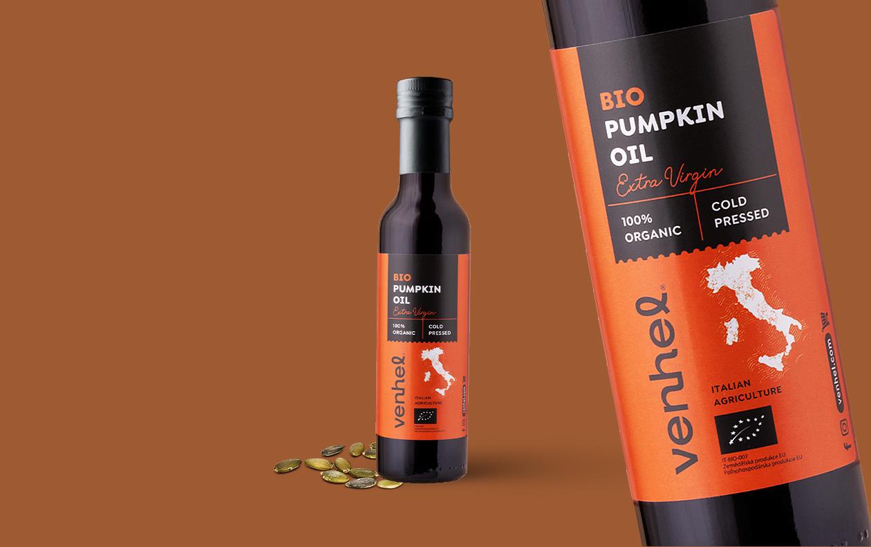 venhel packaging bio oil