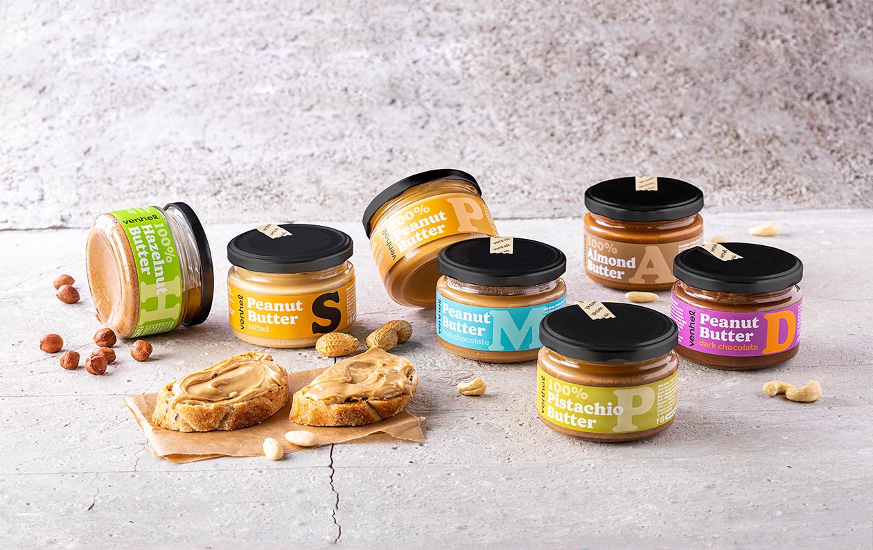 venhel packaging orechove masla