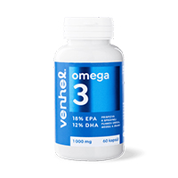 venhel packaging vitaminy produkt omega 3