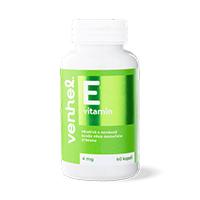 venhel packaging vitaminy produkt vitamin e