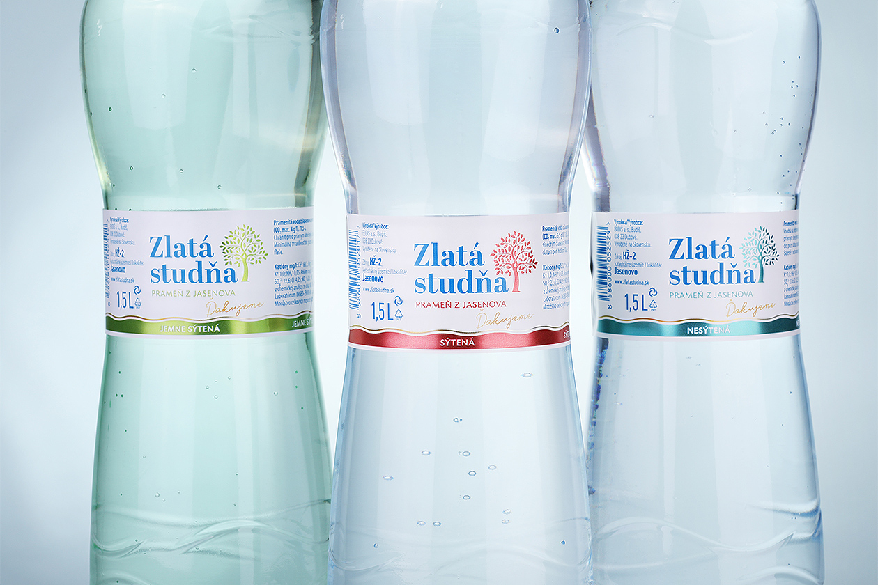 zlata studna packaging dakujeme