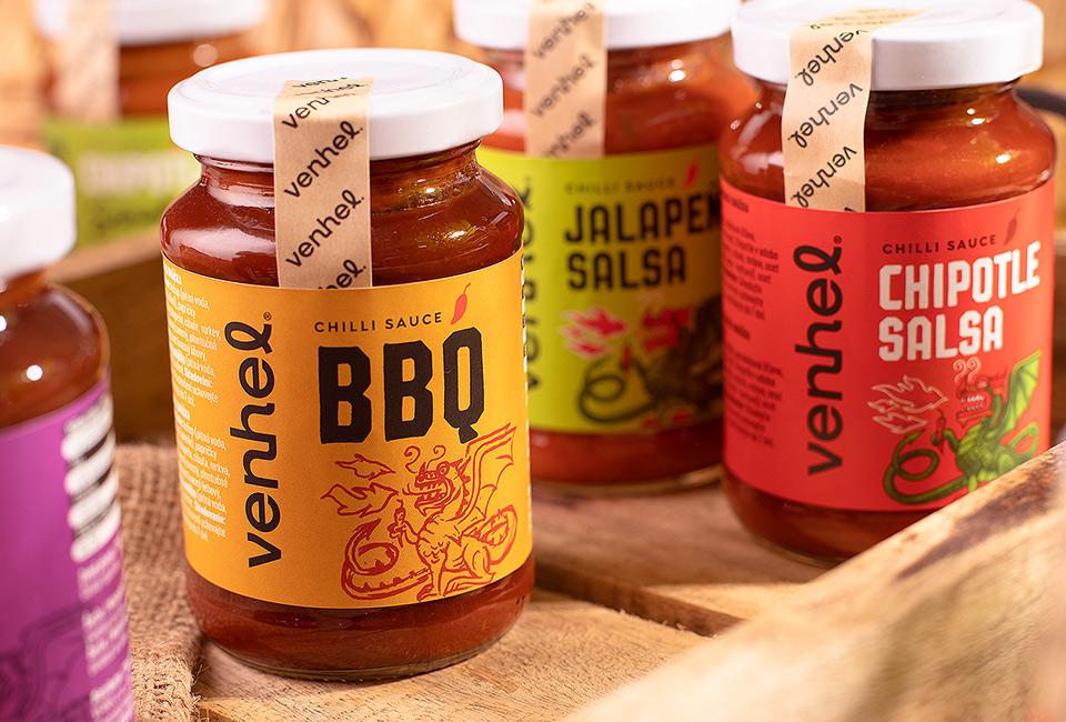 venhel packaging chilli intro