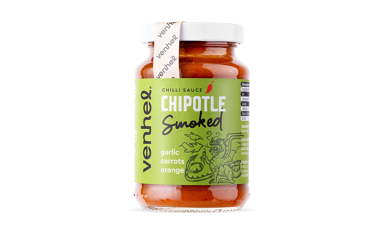 venhel packaging chilli