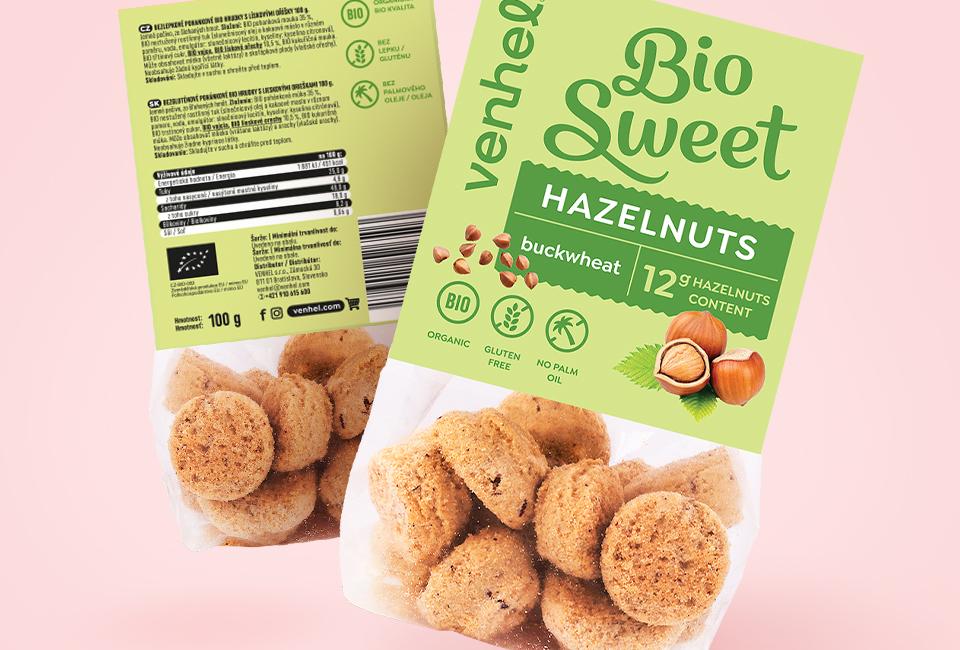 venhel packaging bio sweet intro