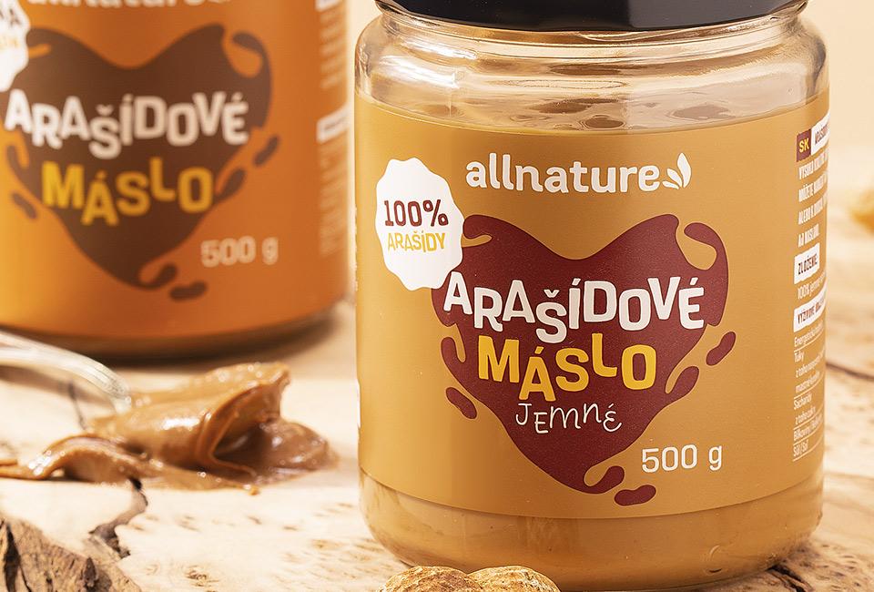 packaging allnature rebranding intro